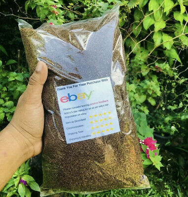 SUBSTRATE for CACTUS Growing Media //Hi Quality//1litre FREE SHIPPING 0.2gallon