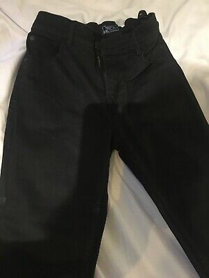 Boys Next Black Skinny Jeans New Without Tag Age 14