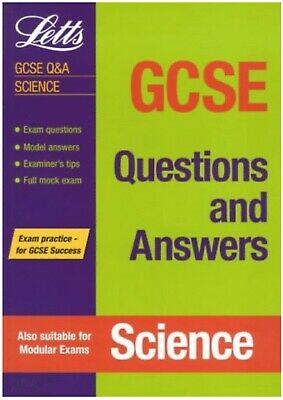 GCSE Questions and Answers: Science (Letts GCSE Questions and Answers Series)