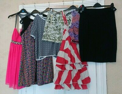 Mixed Items Clothes Bundle x 7 Next,Lipsy,River Island,Pretty Little Thing