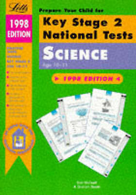 Prepare Your Child for Key Stage 2 National Tests: Science by Graham Booth, G.R.