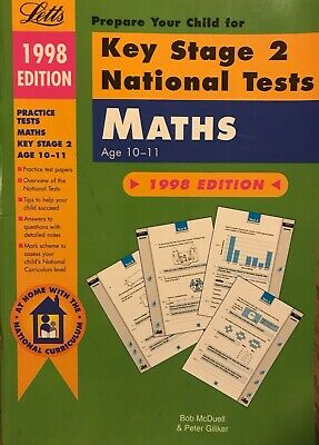 KS2 National Tests Maths: Mathematics (At Home with the National Curriculum), G.