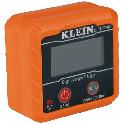 Klein Tools Angle Gauge Level Digital Magnetic Base High Visibility