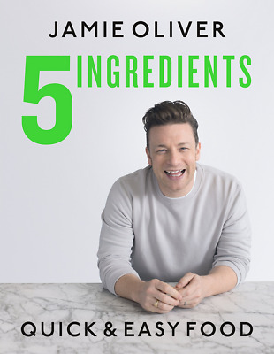 ✅5 Ingredients Quick & Easy Food by Jamie Oliver✅