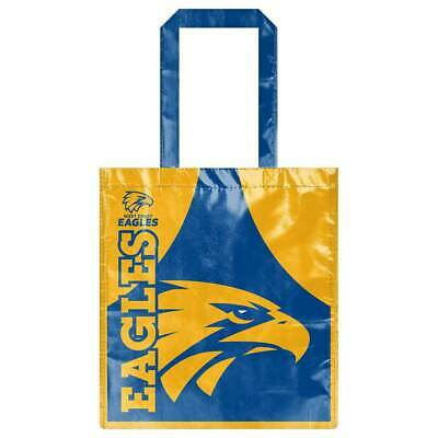 West Coast Eagles Laminated Bag