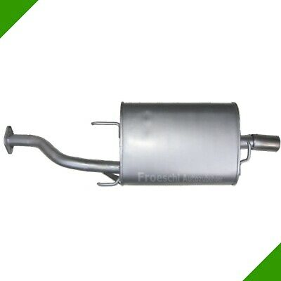 Exhaust Rear Pipes Back Box Rover 420 MG ZS 1.8 2.0 )*