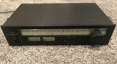 Sansui AM FM Stereo Tuner TU 217Tested and Working