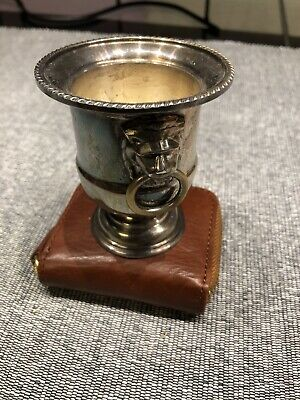 Viners of Sheffield England Silverplated Candle Holder