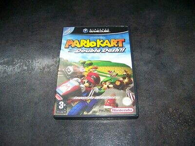 Mario Kart Double Dash + The Legend Of Zelda Collector's Nintendo Gamecube Rare