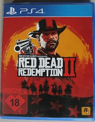 Red Dead Redemption 2 - Standard Edition PS4
