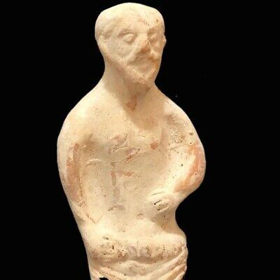 Top Quality Ancient Indus Valley Female Fertility Goddess Figurine (4)