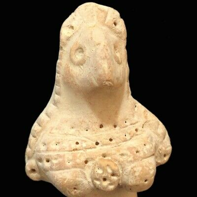 Top Quality Ancient Indus Valley Female Fertility Goddess Figurine (5)