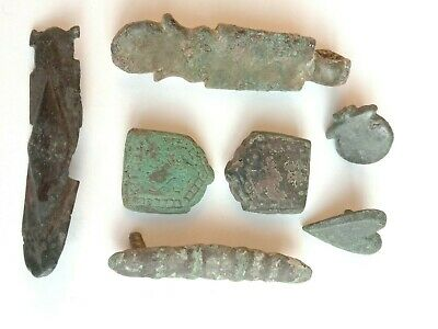 Belt pads of the ancient Vikings.
