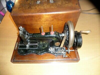Vintage Frister and Rossmann Sewing machine