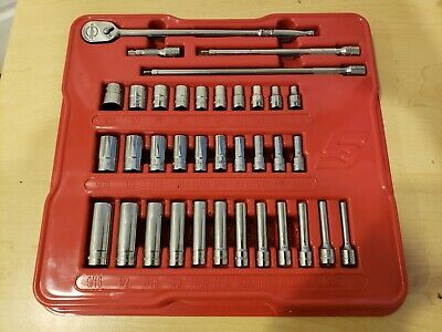 Snap on 1/4 drive General Service Set