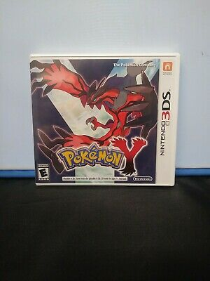 BRAND NEW SEALED Pokemon Y (Nintendo 3DS, 2013) US Version