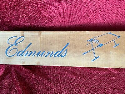 Vintage Edmunds Maple Quilting Frame w/Stand – No.5560-D Brand New