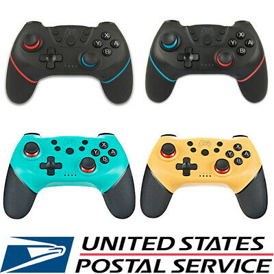 Wireless Pro Gamepad Joypad Remote Controller for Nintendo Switch Console - NS