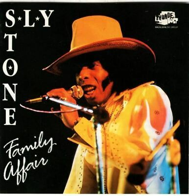 Family Affair : Sly Stone