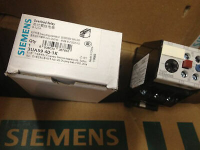 1PC FOR SIEMENS Thermal Overload Relay 3UA5940-1K 8-12.5ANEW IN BOX