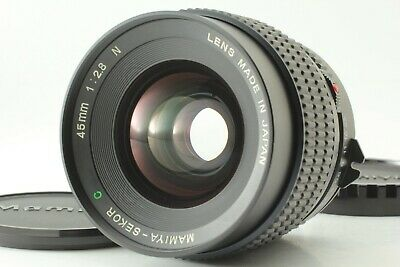 [MINT] MAMIYA SEKOR C 45mm f/2.8 LENS M645 Supper 1000 S Pro TL  From Japan 027