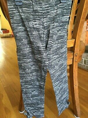 Girls Old Navy Black Capri Length leggings Size Medium 8 New with tags
