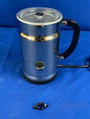 Nespresso Aeroccino Plus Stainless Steel Milk Frother 3192 With Base