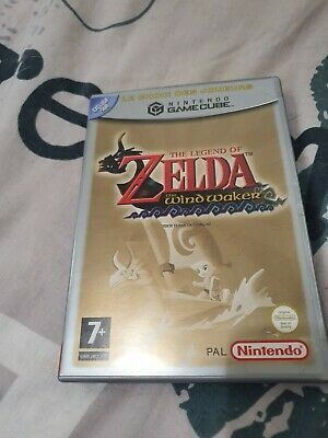 The Legend of Zelda : The Wind Waker Nintendo GameCube