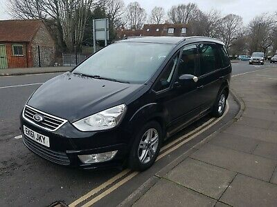 Ford Galaxy Zetec Turbo (2011) 1.6 Petrol/LPG (Cat.S)