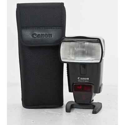 Canon Usado Flash Speedlite 580EX