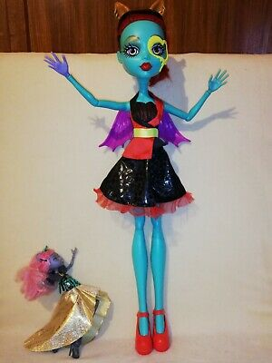 Monster High Frightfully Tall Absolutely MASSIVE Giant Ghoul With Accessories!