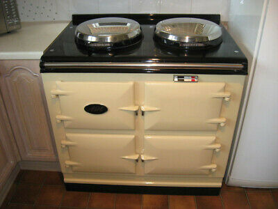 Superb Aga 3 oven electric, AIMS, 4 years old