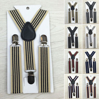Unisex Kids suspenders Boys Girls Wedding Kids suspenders Belt Kids Casual