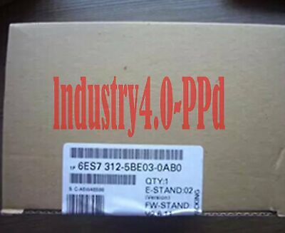 1PC Siemens PLC module 6ES7 312-5BE03-0AB0 NEW IN BOX One year warranty