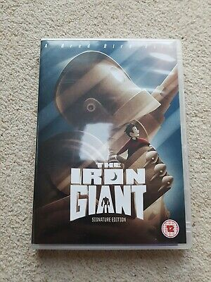 The Iron Giant: Signature Edition (DVD, 2000)