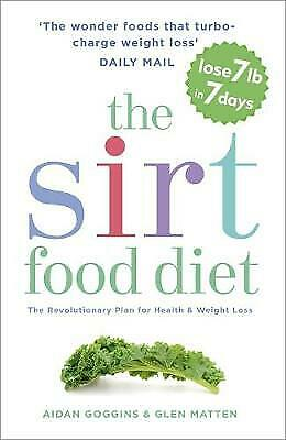 The Sirtfood Diet - 9781473626782