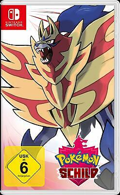Nintendo Switch Spiel Pokemon Pokémon Schild