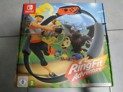 Ring Fit Adventure -- Standard Edition - NEUF - NEW (Nintendo Switch, 2019)