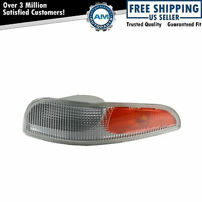 Side Corner Turn Marker Light Lamp Left Front Driver LH for Chrysler LHS Yorker