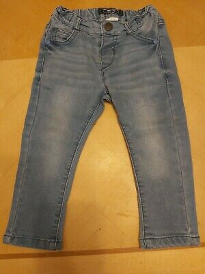 Baby Boys Next Blue Denim Jeans Age 9-12 Months