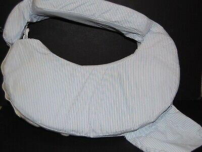 My Breast Friend Nursing Pillow Adjustable Washable Cover Wrap Around Support