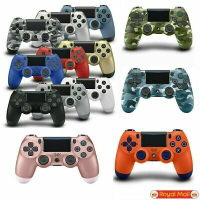 For PS4 PlayStation 4 Wireless Bluetooth Controller Game Gamepad Joystick UK AA