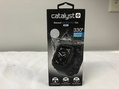 Catalyst - Protective Waterproof Case for Apple Watch Series 4 44mm - Space Gray