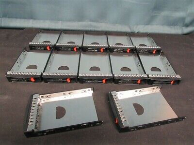 """Caddy 3.5/"""" RM31903-08B LOT of 4 Riverbed Hard Drive Tray"""