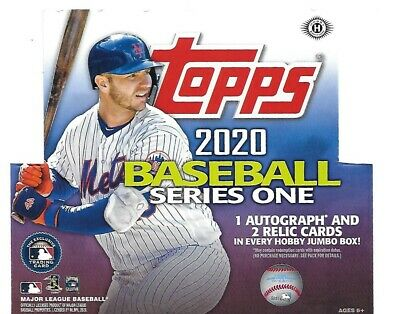 2020 Topps SERIES 1   complete base set!!  1-350!