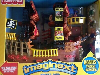 MIB 2002 Fisher Price Imaginext TRIAL PACK CASTLE Medieval Fantasy