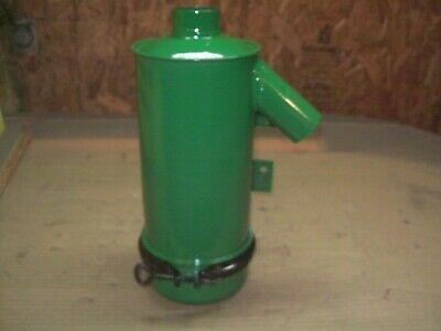 Oliver super55,550 farm tractor factory gas air cleaner