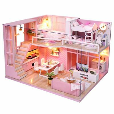 LOL SURPRISE DOLL HOUSE Miniature Furniture SURPRISES! Christmas Gifts USA