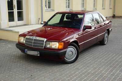 Mercedes-Benz W201 (190) 148.000km