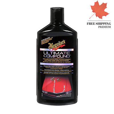 Meguiar s Ultimate Compound - Oxidation Swirl Marks Water Spots and Scratches...